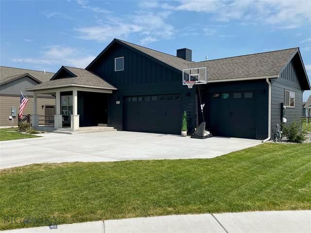 32 Travelers Way, Manhattan, MT 59741 (MLS #361216) :: Montana Life Real Estate