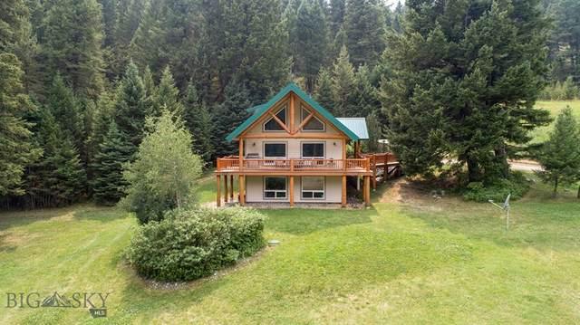 100 Swift River Lane, Gallatin Gateway, MT 59730 (MLS #361302) :: Montana Life Real Estate
