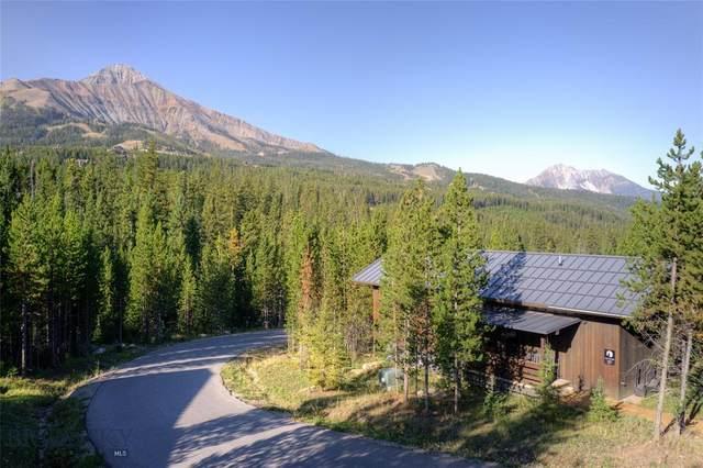 27 Lakewood Dr., Big Sky, MT 59716 (MLS #361337) :: Hart Real Estate Solutions