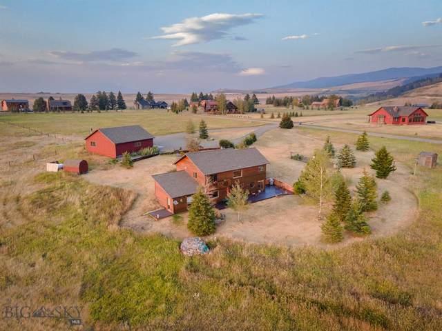 51 Twin Cubs Lane, Gallatin Gateway, MT 59730 (MLS #361386) :: L&K Real Estate
