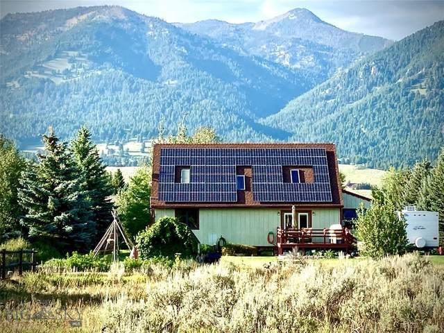 56 Juniper Berry Drive, Big Sky, MT 59716 (MLS #361387) :: Montana Mountain Home, LLC