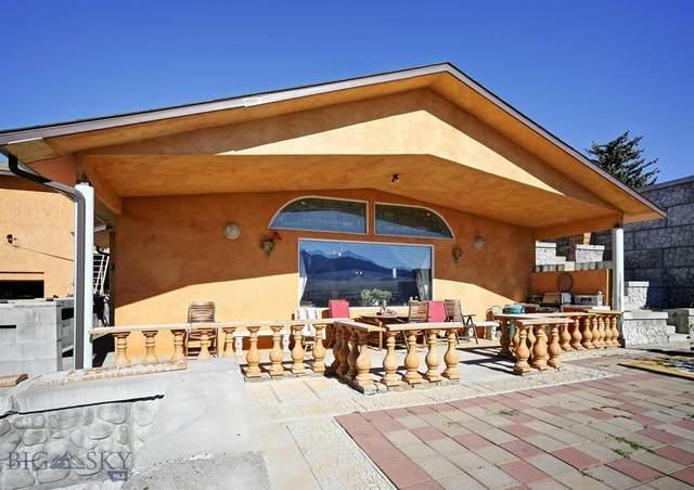 1103 W Gallatin Street, Livingston, MT 59047 (MLS #361397) :: Montana Life Real Estate