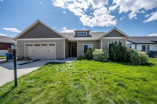257 Timberview Circle, Bozeman, MT 59718 (MLS #361411) :: Berkshire Hathaway HomeServices Montana Properties
