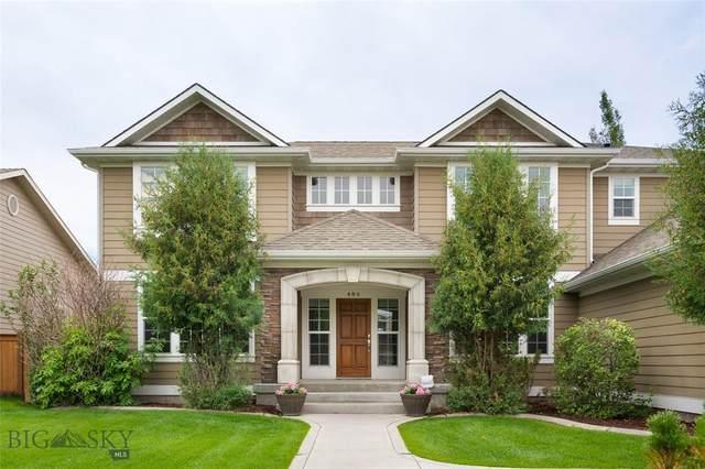 486 Princeton Place, Bozeman, MT 59715 (MLS #361424) :: Montana Mountain Home, LLC