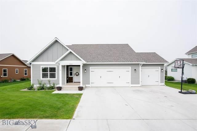 285 NW Northwest Passage Lane, Manhattan, MT 59741 (MLS #361548) :: Montana Life Real Estate