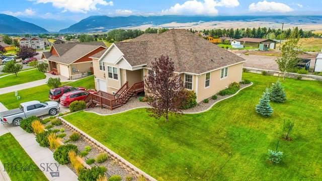 1117 Ridgeview Trail, Livingston, MT 59047 (MLS #361575) :: Montana Life Real Estate