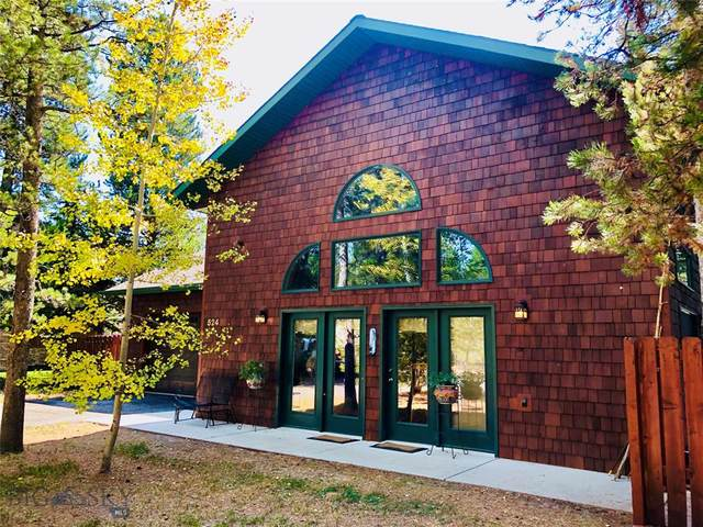 524 Grayling Avenue, West Yellowstone, MT 59758 (MLS #361587) :: L&K Real Estate