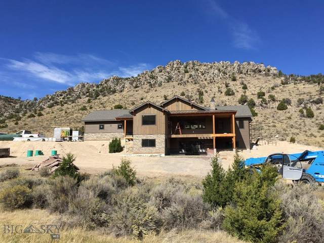 6076 Nixon Gulch Road, Manhattan, MT 59741 (MLS #361706) :: Montana Life Real Estate