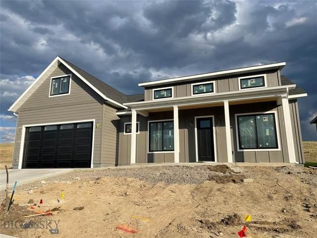 1214 Sweetgrass Lane, Livingston, MT 59047 (MLS #361718) :: Berkshire Hathaway HomeServices Montana Properties