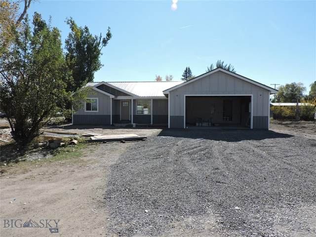 108 E 9th Avenue, Twin Bridges, MT 59754 (MLS #361729) :: Montana Mountain Home, LLC