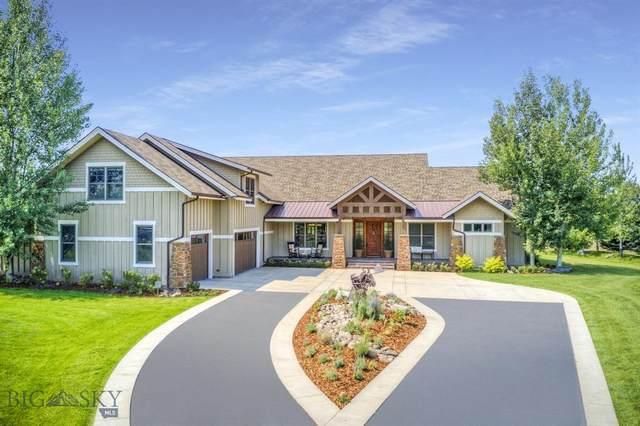 303 Churn Creek Drive, Bozeman, MT 59715 (MLS #361733) :: Berkshire Hathaway HomeServices Montana Properties