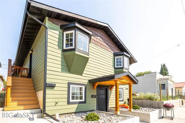 429 W Iron Street, Butte, MT 59701 (MLS #361760) :: Black Diamond Montana