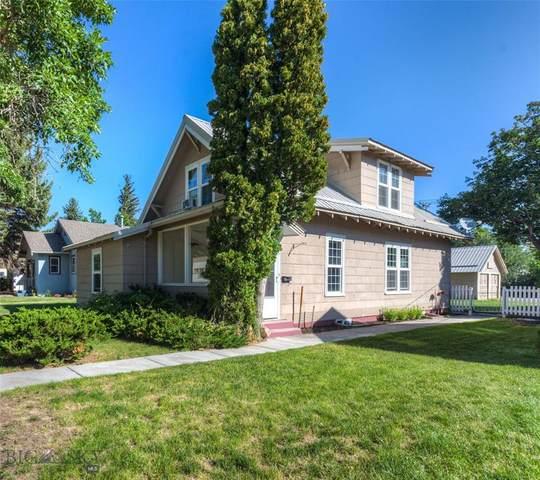 225 S 9th Street, Livingston, MT 59047 (MLS #361763) :: Montana Life Real Estate