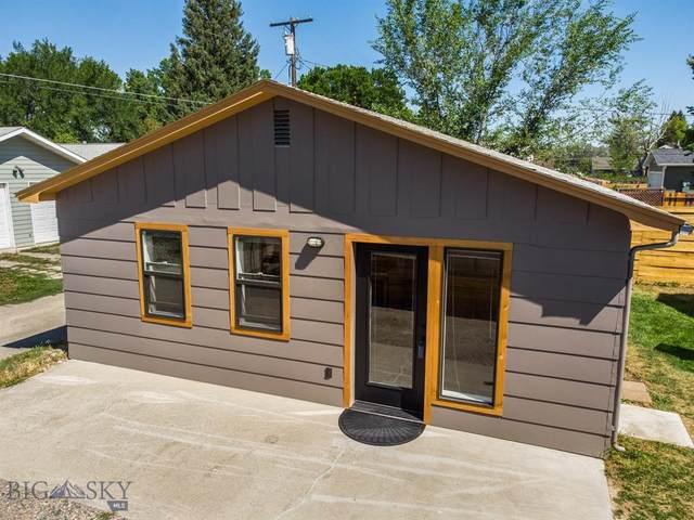 226 S. 4th, Manhattan, MT 59741 (MLS #361827) :: Montana Life Real Estate