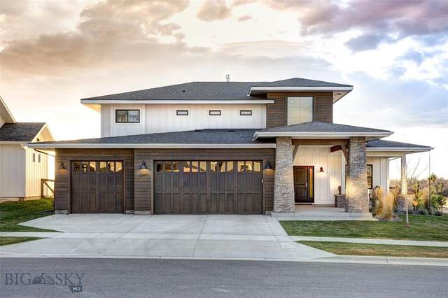 648 Canary Lane, Bozeman, MT 59715 (MLS #361862) :: Hart Real Estate Solutions