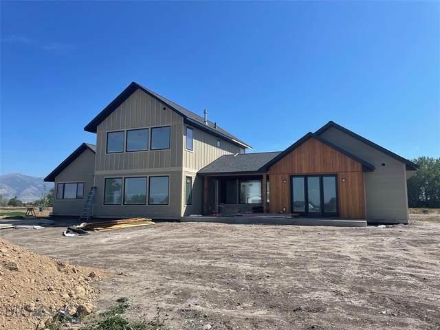 197 Riparian Way, Bozeman, MT 59718 (MLS #361975) :: Montana Life Real Estate