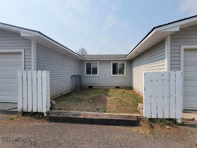 907 Jeanette Units A& B Place A & B, Belgrade, MT 59714 (MLS #362044) :: Berkshire Hathaway HomeServices Montana Properties