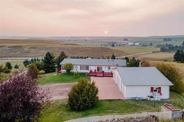8646 Prairie Road, Manhattan, MT 59741 (MLS #362059) :: Montana Life Real Estate