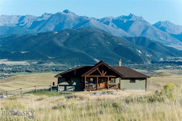56 Trails End, Livingston, MT 59047 (MLS #362163) :: Montana Home Team