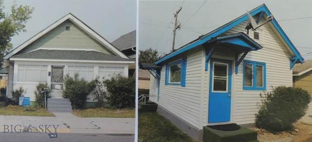 1000 E 4th & 311 Adams Street, Anaconda, MT 59711 (MLS #362286) :: L&K Real Estate