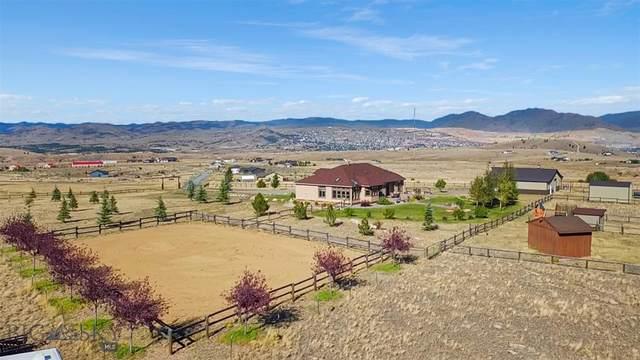 418 Saddlehorn Drive, Butte, MT 59701 (MLS #362619) :: Black Diamond Montana