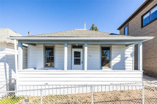 115 E Center, Butte, MT 59701 (MLS #362628) :: L&K Real Estate