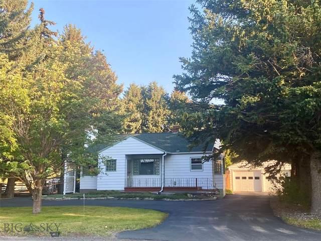 38 Loves Ln, Livingston, MT 59047 (MLS #362656) :: Berkshire Hathaway HomeServices Montana Properties