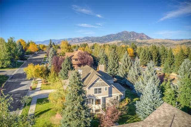 2140 Chambers Drive, Bozeman, MT 59715 (MLS #362691) :: Carr Montana Real Estate