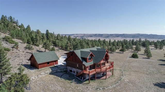 175 Stephens Hill Road, Reed Point, MT 59069 (MLS #362801) :: L&K Real Estate