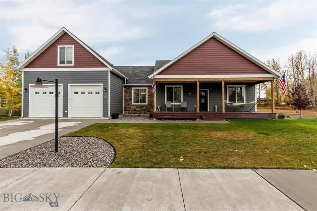 160 Coral Drive, Belgrade, MT 59714 (MLS #362830) :: Berkshire Hathaway HomeServices Montana Properties