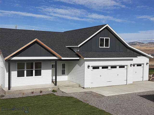 72 Rolling Prairie Way, Three Forks, MT 59752 (MLS #364040) :: Black Diamond Montana