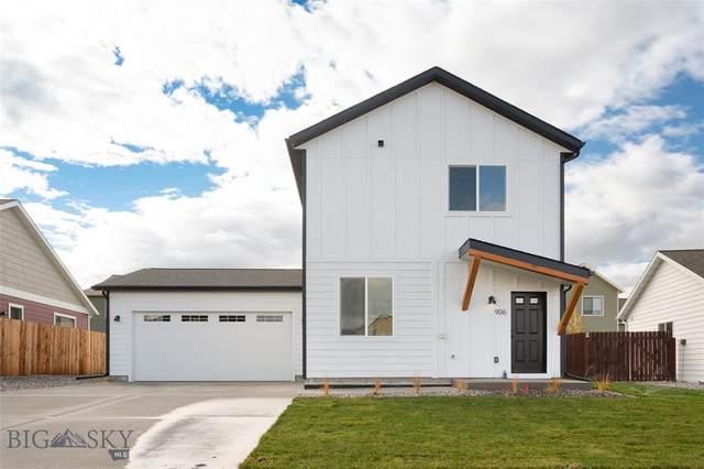 906 New York Drive, Belgrade, MT  (MLS #364095) :: Montana Life Real Estate