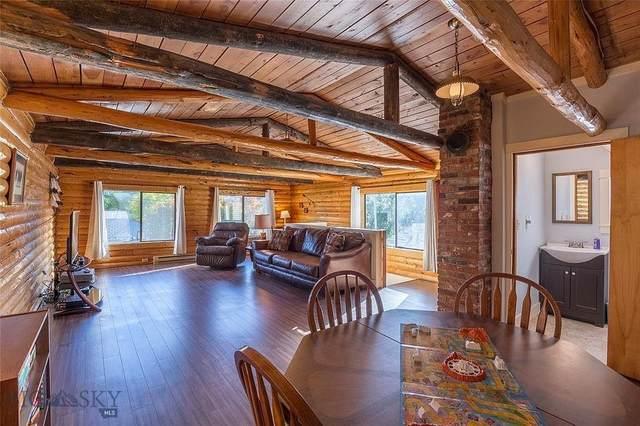 325 S 2nd, Livingston, MT 59047 (MLS #364284) :: Montana Life Real Estate