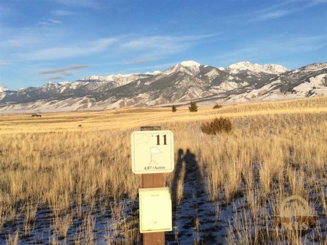 Lot 11 Cowboy Lake Road, Pray, MT 59065 (MLS #203779) :: Black Diamond Montana