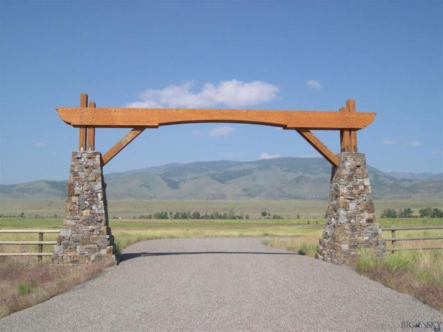 Lot # 34 Yellowstone Trails Ranch, Emigrant, MT 59027 (MLS #210554) :: Black Diamond Montana | Berkshire Hathaway Home Services Montana Properties