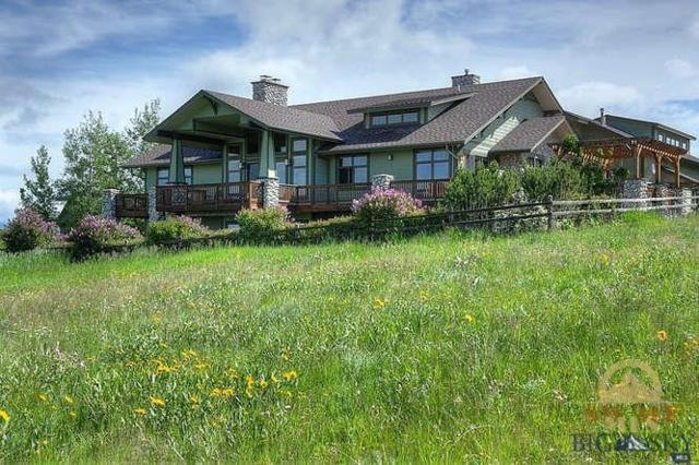 89 Columbine Court, Bozeman, MT 59715 (MLS #216709) :: Black Diamond Montana | Berkshire Hathaway Home Services Montana Properties