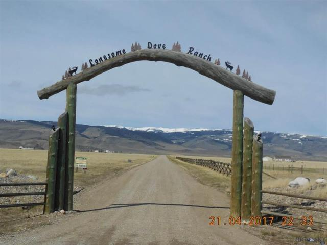 Lot 16 Lonesome Dove Ranch Ranch, Cameron, MT 59720 (MLS #220311) :: Black Diamond Montana