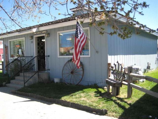 12 N Main Street, Whitehall, MT 59759 (MLS #220346) :: Black Diamond Montana | Berkshire Hathaway Home Services Montana Properties
