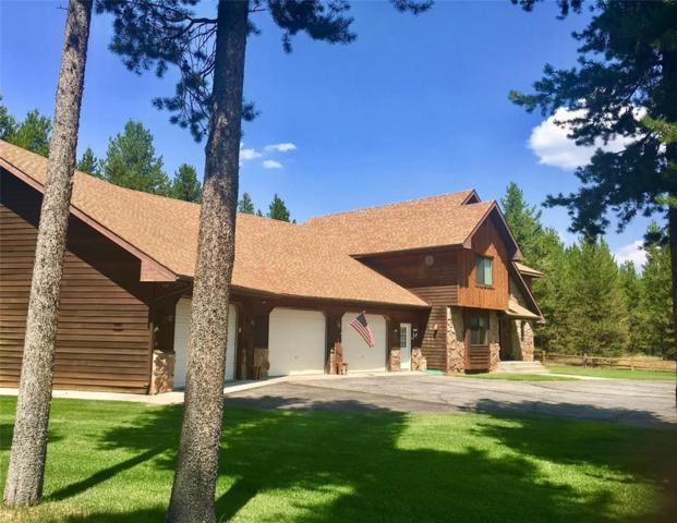 718 Hayden, West Yellowstone, MT 59758 (MLS #303977) :: Black Diamond Montana