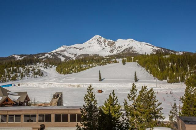 40 Big Sky Resort Road #1973, Big Sky, MT 59716 (MLS #310907) :: Black Diamond Montana