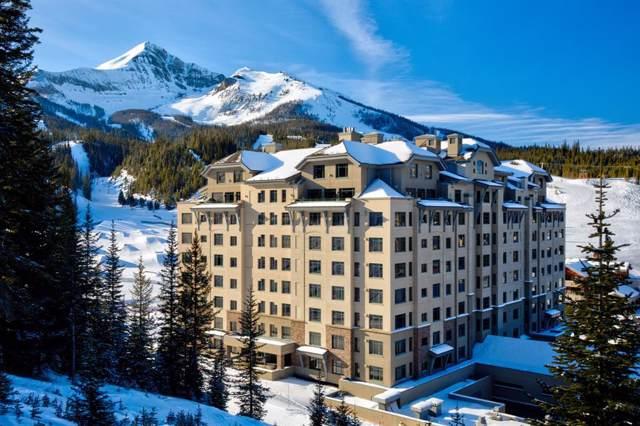 60 Big Sky Resort Road, #1002, Big Sky, MT 59716 (MLS #311067) :: Montana Life Real Estate