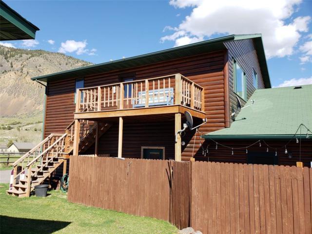 550 Old Yellowstone Trail S #12, Gardiner, MT 59030 (MLS #312805) :: Black Diamond Montana | Berkshire Hathaway Home Services Montana Properties