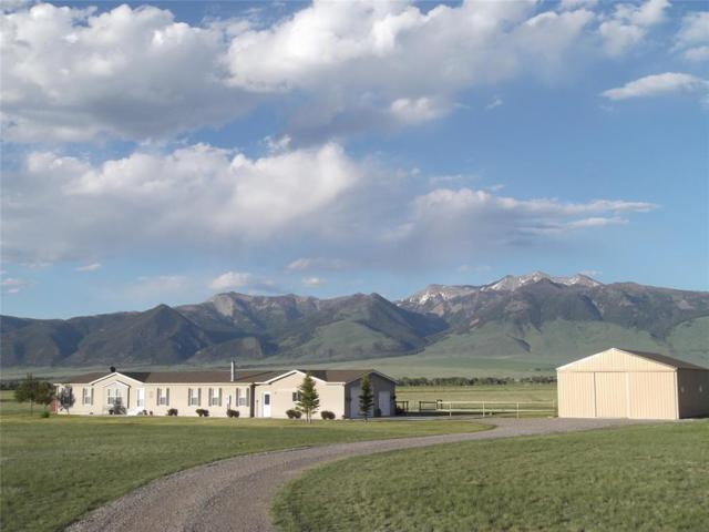 118 Lonesome Dove Road, Ennis, MT 59729 (MLS #317957) :: Black Diamond Montana | Berkshire Hathaway Home Services Montana Properties
