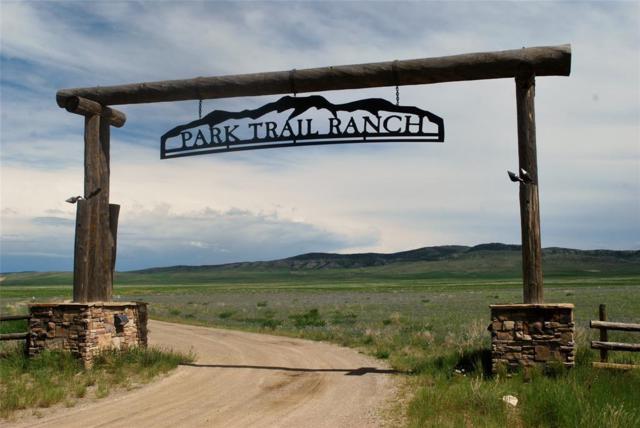 Lot 6 Park Trail Ranch Estates, Toston, MT 59643 (MLS #319829) :: Hart Real Estate Solutions