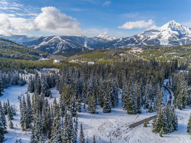 Parcel 1 Upper Beehive Loop Road, Big Sky, MT 59716 (MLS #324276) :: Coldwell Banker Distinctive Properties