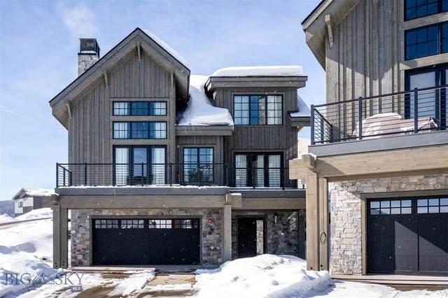 25 Moose Hill Road, Big Sky, MT 59716 (MLS #329225) :: Hart Real Estate Solutions