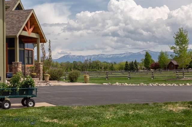 81 Rocking Horse Drive, Bozeman, MT 59718 (MLS #329515) :: Hart Real Estate Solutions