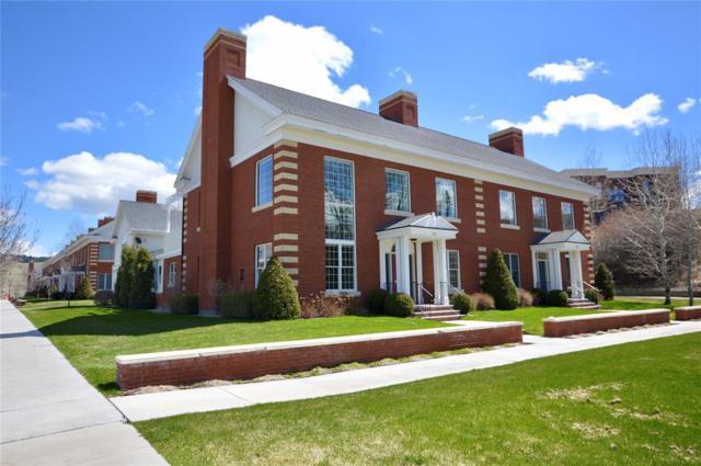 102 Village Downtown Boulevard, Bozeman, MT 59715 (MLS #329944) :: Hart Real Estate Solutions
