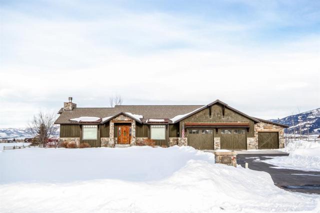 447 Hyalite View Drive, Bozeman, MT 59718 (MLS #330089) :: Black Diamond Montana
