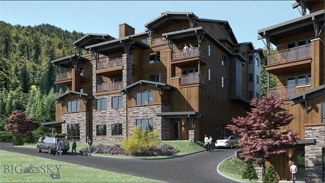 2C Summit View - 401C, Big Sky, MT 59716 (MLS #330462) :: Coldwell Banker Distinctive Properties